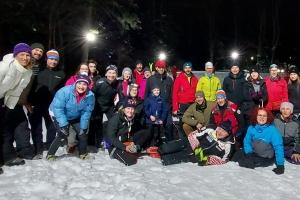 Vihor na skijaškom trčanju