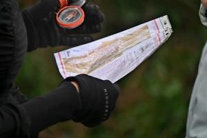 Karta i kompas OK Vihor